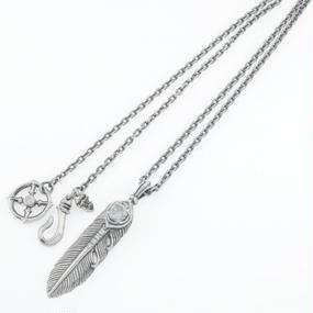 [Artemis Classic-pendant]イカロスフェザーペンダントスモールCL