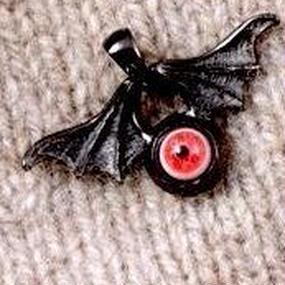 [SKURANGER-pendant]【お迎え専用先行予約】アンラ・マンユ ペンダント(悪魔ちゃん)