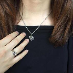 [Artemis Classic-pendant]スペードクローバーペンダント