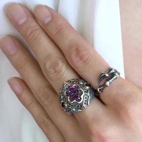 [Artemis Classic-ring]スモールルシフェルリング