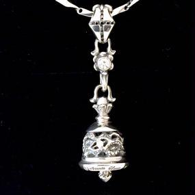 [Artemis Classic-pendant]【1点物】ゴルゴンベルペンダントトップ