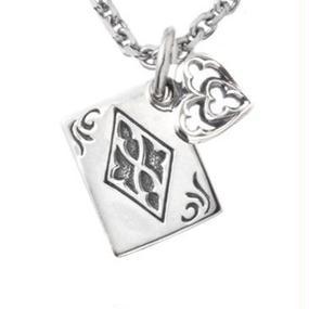 [Artemis Classic-pendant]ハートダイヤペンダント