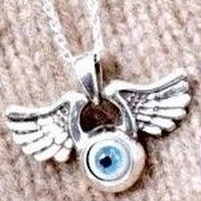 [SKURANGER-pendant]【お迎え専用先行予約】アフラ・マズダ ペンダント(天使ちゃん)