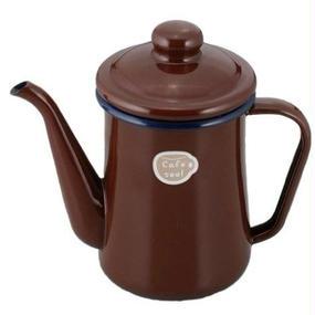 カフェテール ホーローコーヒーポット0.65L