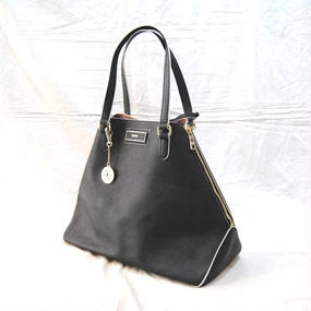 ''DKNY'' Leather Bag