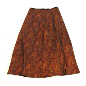 ''LAUREN Ralph Lauren'' Long Skirt