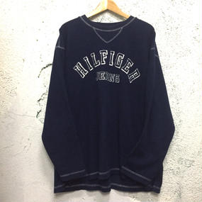 """TOMMY HILFIGER"" fleece pull-over"