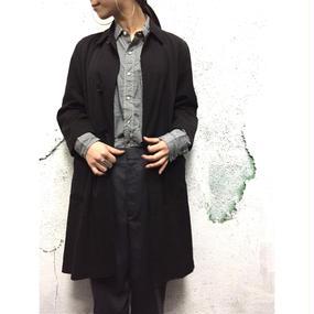 """Ralph Lauren Purple Label""  Stand fall collar coat"