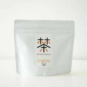 ホホホ茶 ほうじ茶テトラパック18P