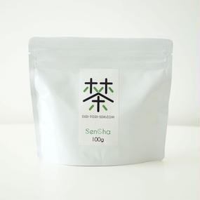 ホホホ茶 煎茶リーフ100g