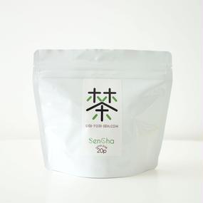 ホホホ茶 煎茶テトラパック20P