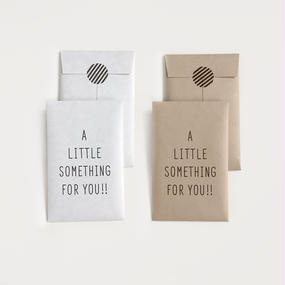 LITTLE SOMETHING ポチ袋