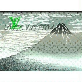 A1 ポスターフレームセット 【 FUJIYAMA×LV #sh58】
