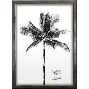 A4 高級フレームセット 『 カペラ 』【 One palm tree 】