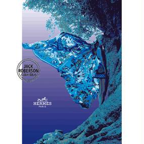 キャンバス 410×273×D20mm 【 scarf wings 】