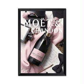 A1 ポスターフレームセット【 MOET ART #yg15 】