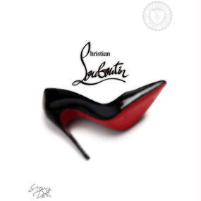 A1 ポスターフレームセット【 high heel CL #yg03 】