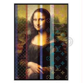 A1 ポスターフレームセット 【 MONA LISA ART #er01 】