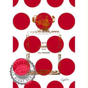A1 ポスターフレームセット 【 Big Dots No.5 】