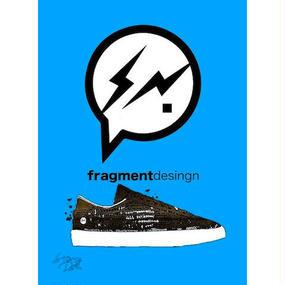 A1 ポスターフレームセット 【Fragment Design ポップアートポスター #td49】
