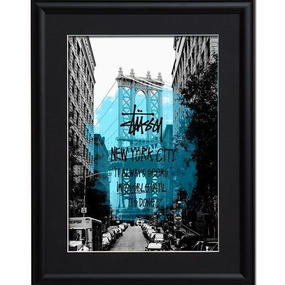A4 ポスターフレームセット  【 New York City #td36 】