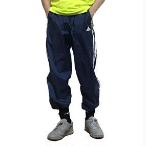 【USED】90'S ADIDAS 3-STRIPES NYLON JOGGER PANTS