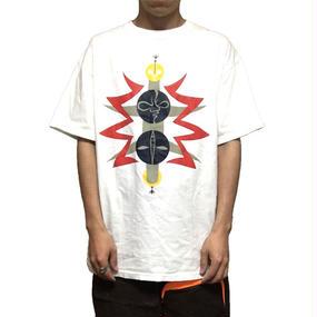 "【USED】00'S TARO OKAMOTO ""TOWER OF THE SUN"" T-SHIRT"