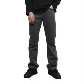 【USED】90'S POLO JEANS BLACK DENIM PANTS