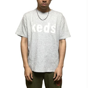【USED】90'S KEDS LOGO T-SHIRT
