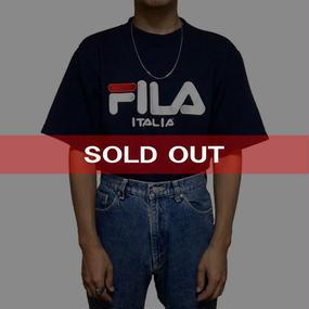 【USED】90'S FILA ITALIA T-SHIRT