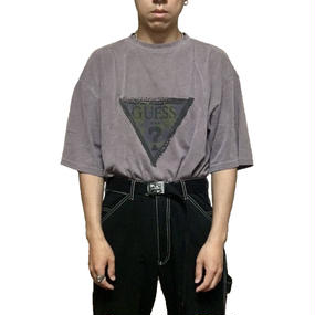 【USED】90'S GUESS OVERSIZED T-SHIRT