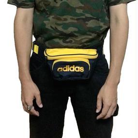 【USED】90'S ADIDAS BELT BAG