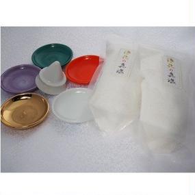 浄化の真塩 盛塩 開運セット