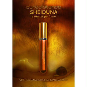 Puredistance Sheiduna parfum extrait 17.5 ml