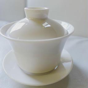 蓋碗 三希高級茶器#903