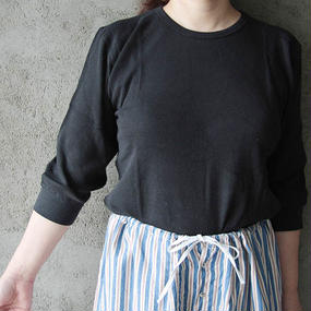 thermal shirt black