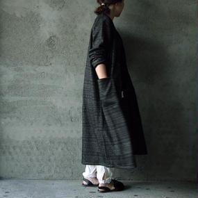 COMMONO reproducts knit jacquard lobe