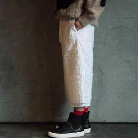 CLICK PEBBLE pants