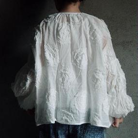 TOWAVASE Jojo blouse white