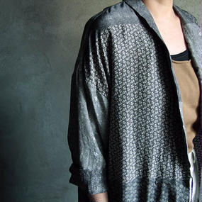 TOWAVASE Parfun robe black