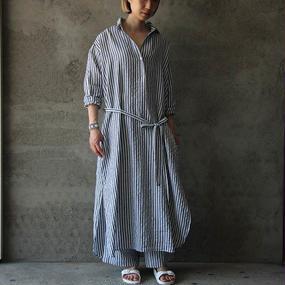 eastbyeastwest shirt dress + pants