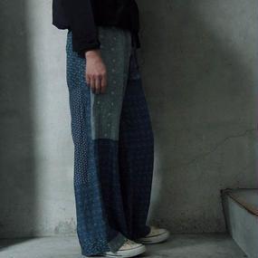 TOWAVASE Parfun pants blue