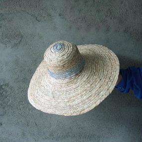 paint straw Hat (B)