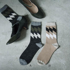 MARCOMONDE socks stoneⅠ