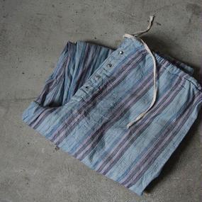 "bulgaria pajamas pants ""dead stock"" F"