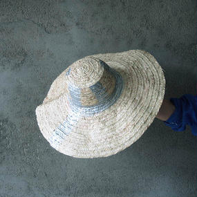 paint straw Hat (A)