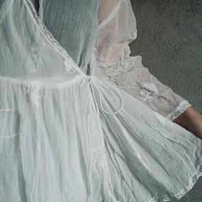TOWAVASE Eva blouse white