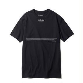 -INFERIOR- BIG Tee (BLK)