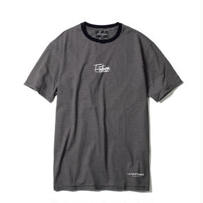 -NAMED- BORDER BIG Tee (BLK)
