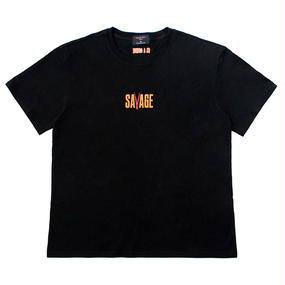 [Nameout] SAVAGE Tee – Black